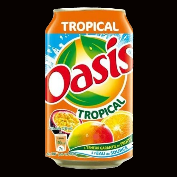 Oasis Tropical 33cl