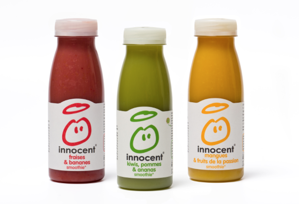 Smoothie Innocent 25cl