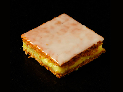 Le mille-feuille nature