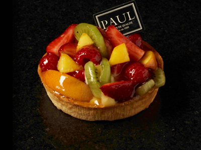 La tartelette multifruits