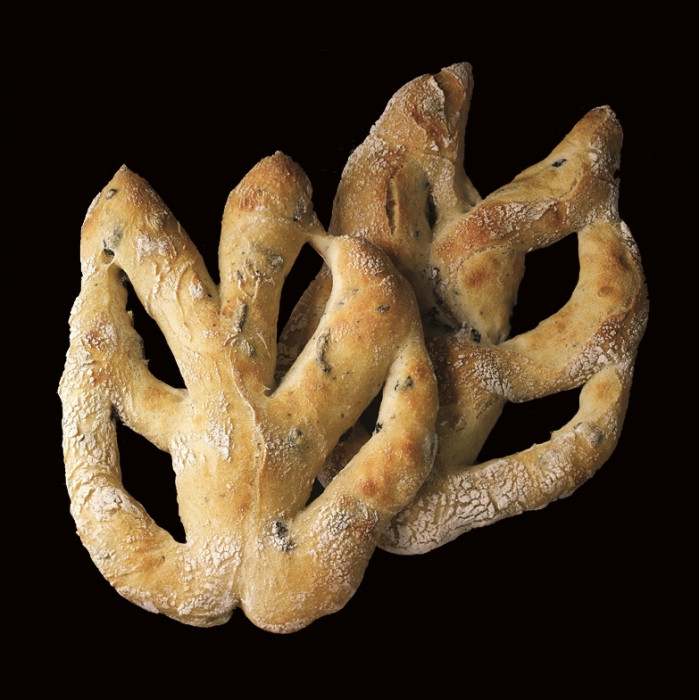 La fougasse flamand fromage 200gr