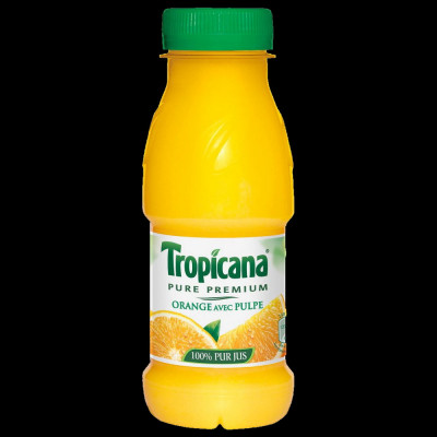 Jus d'orange Tropicana 25cl