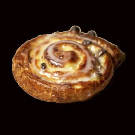 L'escargot aux raisins